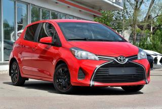 Used 2015 Toyota Yaris ***RÉSERVÉ***LE 5 VITESSE for sale in Pointe-Claire, QC