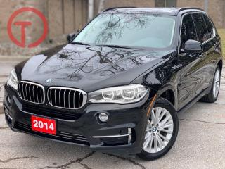 Used 2014 BMW X5 xDrive35d for sale in Burlington, ON