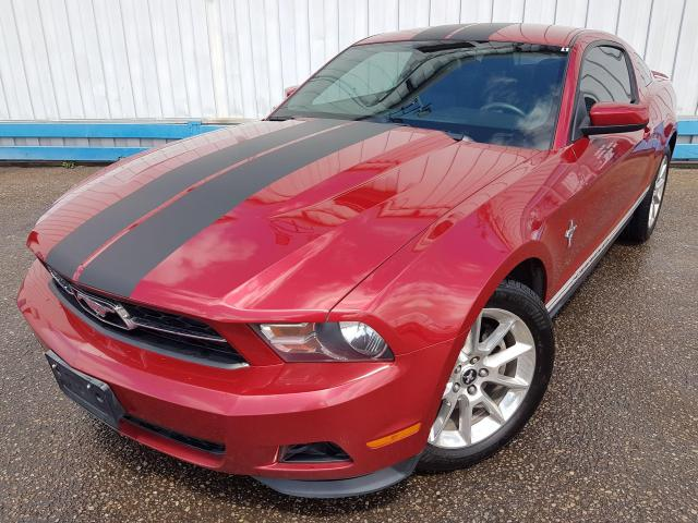 2011 Ford Mustang V6 Premium *LEATHER*