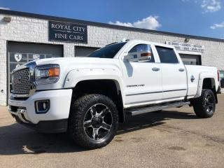 Used 2016 GMC Sierra 2500 Denali Duramax Crew Cab for sale in Guelph, ON