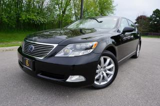 Used 2008 Lexus LS 600H SUPER RARE / EXECUTIVE PACKAGE / STUNNING CAR for sale in Etobicoke, ON