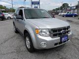 Photo of Silver 2011 Ford Escape