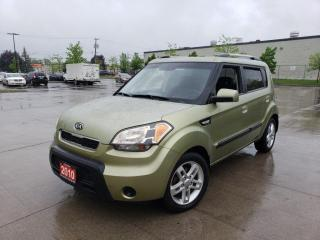 Used 2010 Kia Soul Auto, 4 Door, 3/Y Warranty available. for sale in Toronto, ON