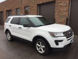 Photo of White 2018 Ford Explorer