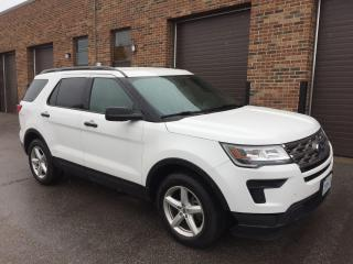 Used 2018 Ford Explorer 4WD-BACK UP CAM.-BLUETOOTH-NO CLAIMS! for sale in Toronto, ON
