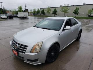 Used 2012 Cadillac CTS AWD, Pano. Sunroof, Leather, Auto, warranty availa for sale in Toronto, ON