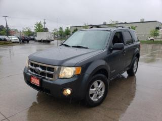 Used 2008 Ford Escape XLT, Leather, Sunroof, 3/Y warranty available. for sale in Toronto, ON