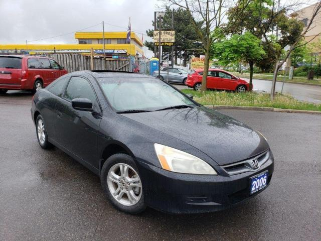 2006 Honda Accord EX-L, Leather, Sunroof, 3/Y Warranty available.