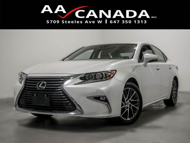 2017 Lexus ES 350 100% ACCIDENT FREE