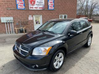 Used 2011 Dodge Caliber Uptown/2.4L/NO ACCIDENTS/SAFETY INCLUDED for sale in Cambridge, ON