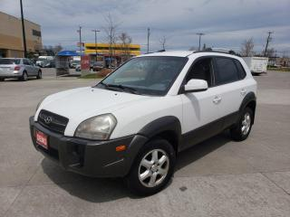 Used 2005 Hyundai Tucson GL, Low KM, Auto, 3/Y warranty available for sale in Toronto, ON