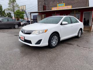 Used 2012 Toyota Camry L LE for sale in Scarborough, ON