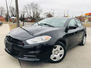 Used 2013 Dodge Dart AERO Turbo Charged for sale in Rexdale, ON