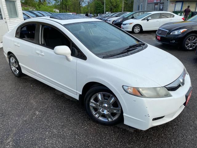 2009 Honda Civic SPORT/ AUTO/ SUNROOF/ PWR GROUP/ TINTED & MORE!