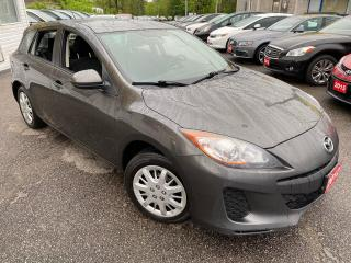 Used 2012 Mazda MAZDA3 GX/ AUTO/ PWR GROUP/ SPOILER/ AIR CONDITION & MORE for sale in Scarborough, ON