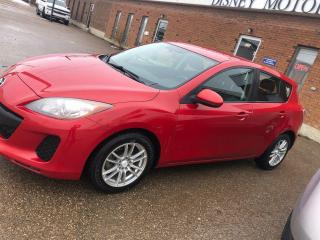 Used 2013 Mazda MAZDA3 GX for sale in Saskatoon, SK