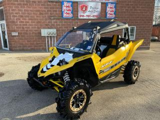 Used 2016 Yamaha YXZ1000R FINANCING & WARRANTY AVAILABLE for sale in Cambridge, ON