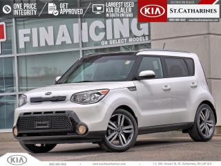 Used 2015 Kia Soul SX Luxury | Navigation | Leather | Panoramic Roof for sale in St Catharines, ON