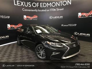 Used 2017 Lexus ES 350 for sale in Edmonton, AB