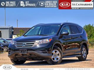 Used 2014 Honda CR-V LX AWD | Backup Cam | Heated Seat | Cruise for sale in St Catharines, ON
