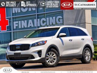 Used 2019 Kia Sorento LXLX AWD | Push Start | Heated Steering | Cruise for sale in St Catharines, ON