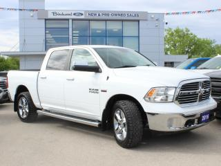 Used 2016 RAM 1500 Outdoorsman BIGHORN EDITION| GREAT CONDITION for sale in Winnipeg, MB