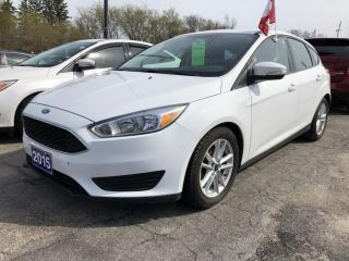 Used 2015 Ford Focus SE for sale in Brockville, ON