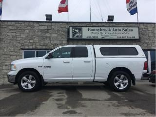 Used 2013 RAM 1500 SLT Carstarter Air ride suspension backup camera for sale in Calgary, AB