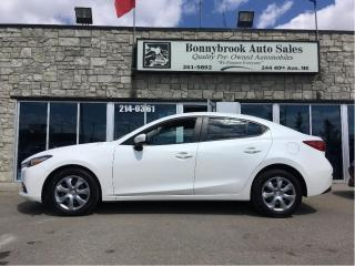 Used 2018 Mazda MAZDA3 GX sedan great on gas perfect startup car for sale in Calgary, AB