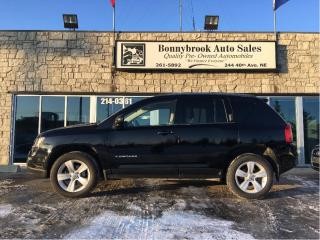Used 2012 Jeep Compass Sport/North 4X4 for sale in Calgary, AB