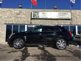Used 2010 Cadillac SRX 3.0 Premium Blue tooth All wheel drive for sale in Calgary, AB