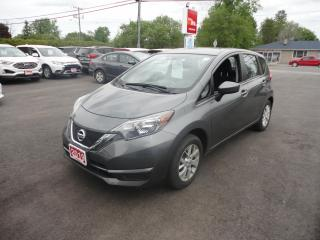 Used 2019 Nissan Versa NOTE SV CVT for sale in Ottawa, ON