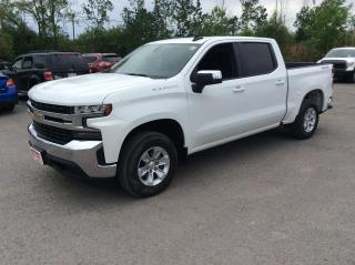 Used 2019 Chevrolet Silverado 1500 4WD Crew Cab LT - BACK UP CAM - HTD SEATS! for sale in Ottawa, ON