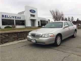 Used 2008 Lincoln Town Car Limited for sale in Church Point, NS