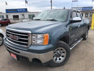 Used 2013 GMC Sierra 1500 SL NEVADA EDITION for sale in Whitby, ON