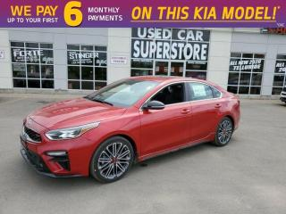 New 2020 Kia Forte GT DCT for sale in Niagara Falls, ON