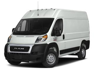 New 2020 RAM Cargo Van ProMaster 2500 High Roof 159  WB for sale in Etobicoke, ON