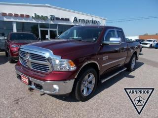 Used 2016 RAM 1500 SLT for sale in Arnprior, ON