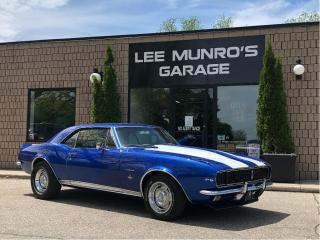 Used 1967 Chevrolet Camaro for sale in Paris, ON