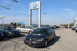 Used 2016 Volkswagen Jetta Sedan 1.4 TSI Auto Trendline+ for sale in Whitby, ON