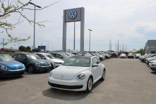 Used 2016 Volkswagen Beetle Coupe 1.8L TSI Man Classic for sale in Whitby, ON