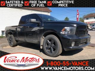 Used 2019 RAM 1500 Classic Express Blackout Sub Zero 4x4 for sale in Bancroft, ON