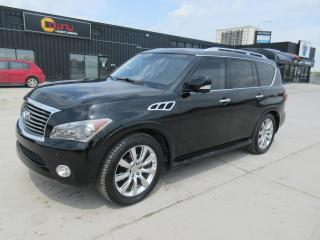 Used 2011 Infiniti QX56 4WD 4dr 7-passenger for sale in Winnipeg, MB