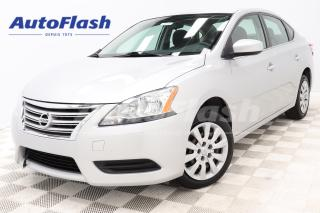 Used 2015 Nissan Sentra 'S' 1.8L *Bluetooth *Clean! for sale in Saint-Hubert, QC
