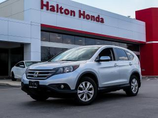 Used 2014 Honda CR-V EX AWD|NO ACCIDENTS for sale in Burlington, ON