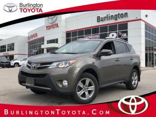 Used 2015 Toyota RAV4 XLE for sale in Burlington, ON