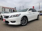 Photo of White 2015 Honda Accord