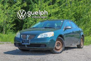 Used 2007 Pontiac G6 /se Keyless Entry, A/C for sale in Guelph, ON