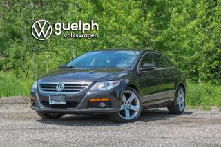Used 2010 Volkswagen Passat CC HIGHLINE Navigation, Back-up Camera, Dynaudio for sale in Guelph, ON