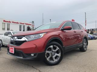 Used 2018 Honda CR-V EX-L Leather - sunroof - Alloy for sale in Mississauga, ON